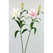 カサブランカリリー(S) 造花 アーティフィシャルフラワー