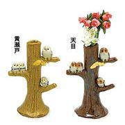 赤津焼のふくろうの世界 とまり木の福郎