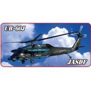 KBオリジナル アイテム メタルキーホルダー UH-60J