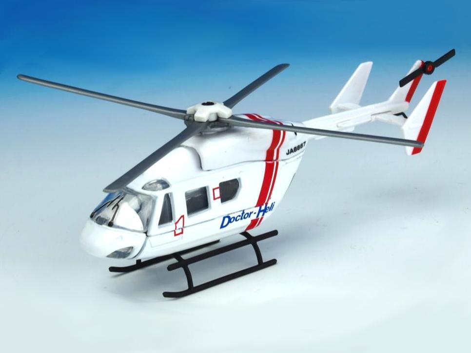 KBウィングス(マジョレット) BK117B-2 ドクターヘリ JA6667