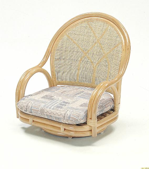 回転座椅子 ロータイプ