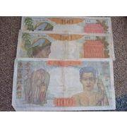 ベトナム古い貨幣、コイン、切符など