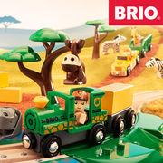 BRIO(ブリオ)サファリサークルセット