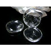 ヒーリングストーン(第2・第7チャクラ)水晶(小サイズ) 10個セット  25mm