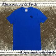 正規品【Abercrombie】アバクロンビー★キッズ★ボーイズ★刺繍★鹿★Tシャツ ブルー