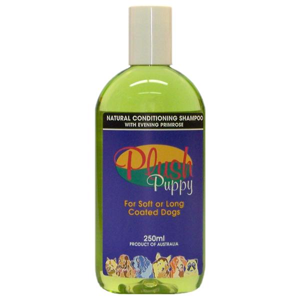 Plush Puppy ナチュラルコンディショニングシャンプー 250ml