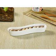 【強化】 クーキー型にも使えるウェーブ盛皿    おうちカフェ/白食器