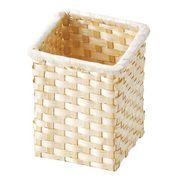 【値下げ】WrappingItems Bamboo バンブーバスケット 25-81