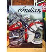アメリカンブリキ看板 インディアン -アメリカンズ・パイオニア-