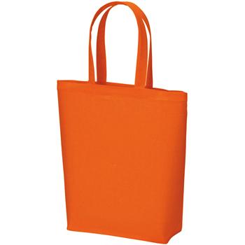 コットンバッグ(M) オレンジ / トートバッグ イベント エコロジーバッグ