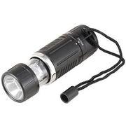 LL47BK ヤザワ LEDストレッチライト 6灯 単4×3本使用