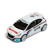 ixo/イクソ プジョー 208 T16 R5 テストカー (2013) P.Andreucci
