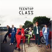 韓国音楽 TEEN TOP(ティーントップ) - TEEN TOP CLASS[ミニアルバム]