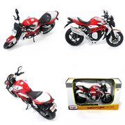 MAISTO社 1/12 EURO MOTORCYCLE 6種アソート