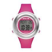 01-850-04 SOLUS 腕時計 Leisure 850 心拍計ウォッチ ピンク