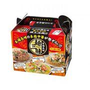 ●【満足度MAX!麺グルメ!】お中元・ギフト・贈答品●本場長崎皿うどん 麺三昧6食組●