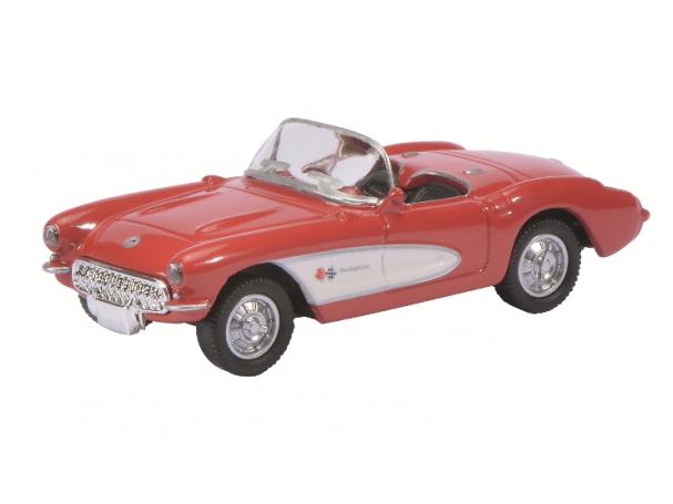 Schuco/シュコー シボレー Corvette C1