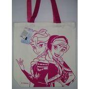 超特価!アナと雪の女王帆布トートバッグです!アナと雪の女王 キャンパストート!