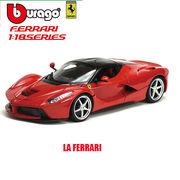 Bburago 1/18 ダイキャストモデルカー フェラーリレースアンドプレイシリーズ