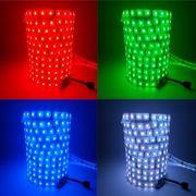 LEDテープライト/5050型チップ/RGBカラー/5M/300発/IP44防水 ★コントローラー付き