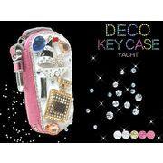 DECO(デコ)キーケース ヨット (4連 001) 0014