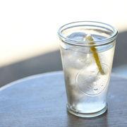 Libbey ファームハウス レトロガラスコップ/タンブラー  h105