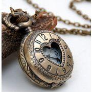 ■懐中時計■  ハート