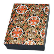 友禅紙 貼箱 はがきサイズ 4055-1