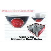 「ボウル」コカコーラメラミンボールレトロ(Coca Cola Melamine Bowl Retro)