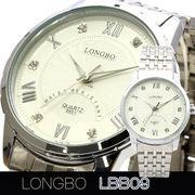 LONGBO メンズ 腕時計 LBB09
