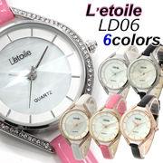 L'etoile  レディース 腕時計 LD06