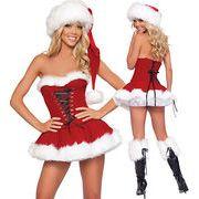【即納】サンタコスプレ ストラップ サンタコスプレクリスマス衣装クリスマスコスプレ