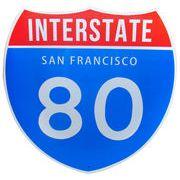 トラフィックサインボード SAN FRANCISCO 80 (S)