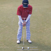 格安! ★ゴルフ★初心練習器具★姿勢 矯正★パター練習器具★パッティング練習