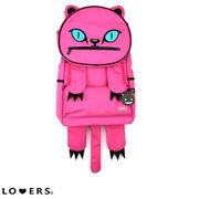 SAKUN smilecat 2way バックパック【即納】鞄 バッグ リュック リュックサック ショルダーバッグ ピンク