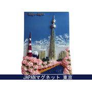 お土産JAPANマグネット 東京 《外国人観光客向け日本土産》