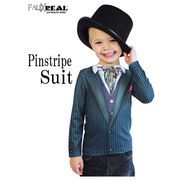 FAUX REAL Toddler Pinstripe Suit  13480