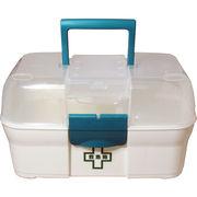リッチェル救急箱 プラスチック製 携帯ケース付き