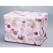 【春の感謝祭セール!】【スツールボックス ワイド】La vie en rose