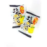 ■爽やかな柚子の香りとコクの塩麹がマッチ!【柚子塩こうじあられ】