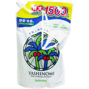 ヤシノミ洗剤 野菜・食器用 詰替用 特大 1500mL
