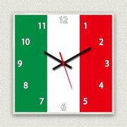 MYCLO 「世界の国旗」シリーズ時計 04 イタリア