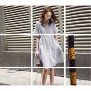 【初回送料無料】ロマンチックファッション長袖ワンピ☆too-da1126-201