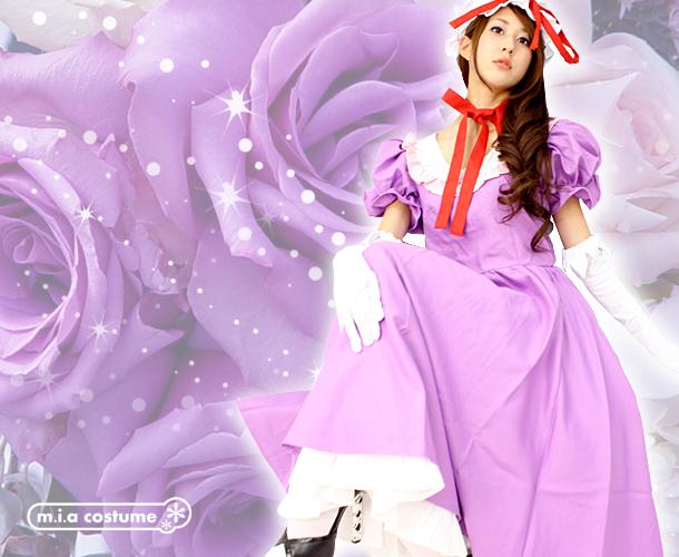 1135D★M■送料無料■ 東方プロジェクト16(八雲 紫) サイズ:M/BIG