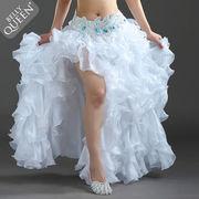 激安!ベリーダンス衣装◆コスチューム◆インドダンス◆ステージ◆チュールスカート