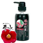 日本漢方研究所 椿油竹炭シャンプー 340ml