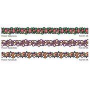 Pavilio LaceTape 15mm x 10m ポリプロピレン Flower