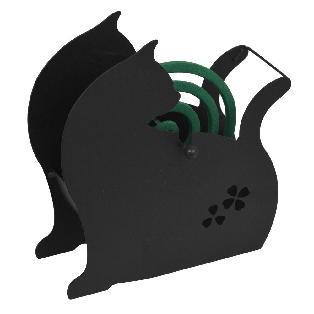 黒猫蚊遣り 【 ディアキャッツシリーズ 】