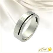 フォーエバー(Forever/永久に)ステンレス指輪単品
