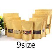 BLHW147299◆5000以上【送料無料】◆【9サイズ】 包装、何でもOK!クラフトラッピング袋